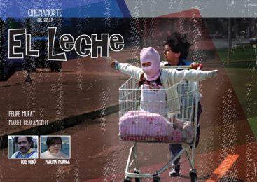 """Diseñamos la Imagen del Cortometraje """"El Leche"""""""