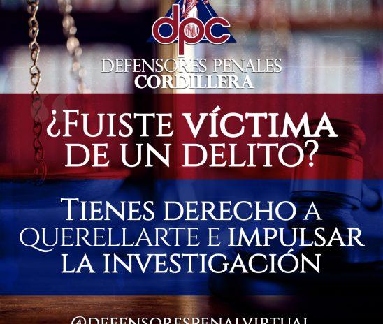 Marketing en Redes Sociales para la firma de Abogados Defensor Penal Cordillera